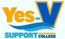 Banner ad for Yes on V