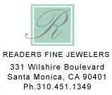 Readers Fine Jewelers Advertisement