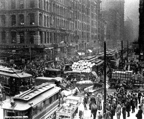 Downtown L.A. 1880's
