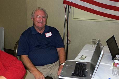 Bob Holbrook during 2010 elections