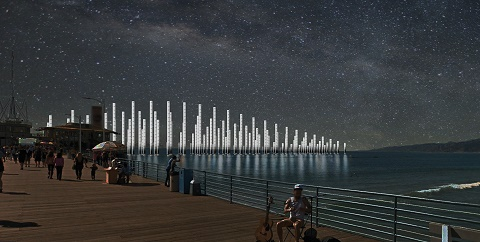 Rendering of Sun Towers