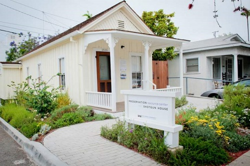 Santa Monica Conservancy Shotgun House