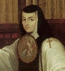 Portrait of Sor Juana Ines de la Cruz