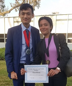 Santa Monica College Debate Team Winners