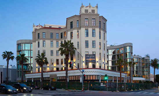 Santa Monica S First New Luxury Hotel In More Than A Decade Opens