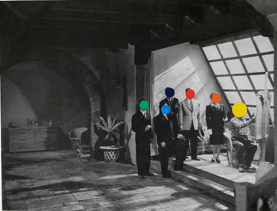 """Studio"" by John Baldessari"