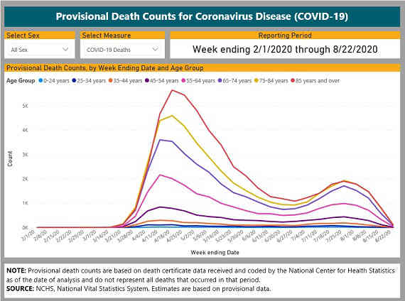Weekly Coronavirus Cases In Santa Monica Hold Steady As Nationwide Deaths Hit A Record Low